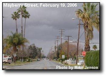 Stormy Street