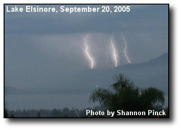 Lake Lightning