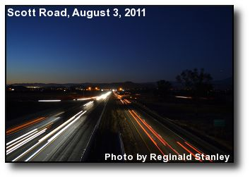 Freeway Lights