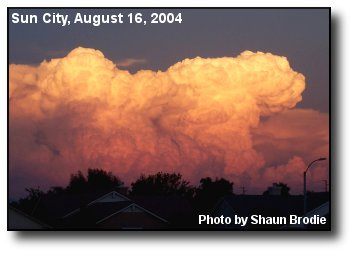 Billowing Thunderhead