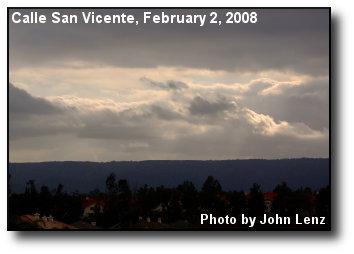 Clouds Over Murrieta