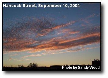 Hancock Sky