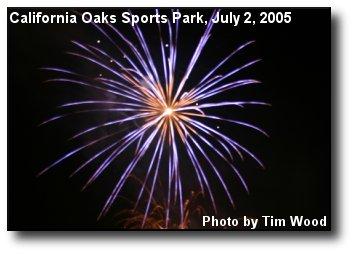 Murrieta Fireworks