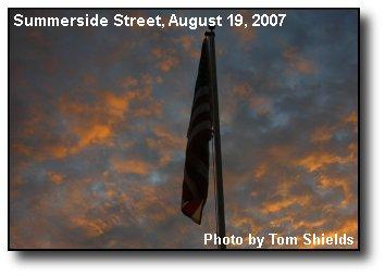 Sunrise in America