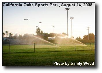 Sunrise Sprinklers