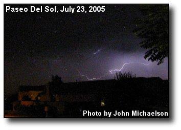 Early Lightning