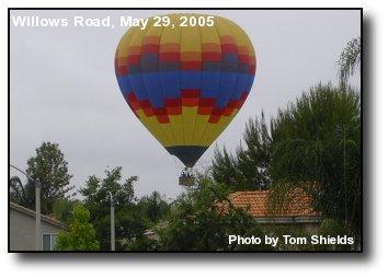 May Balloon