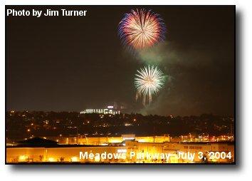 Pechanga Fireworks