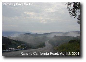 Road Mist