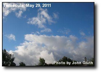 Sunday Clouds
